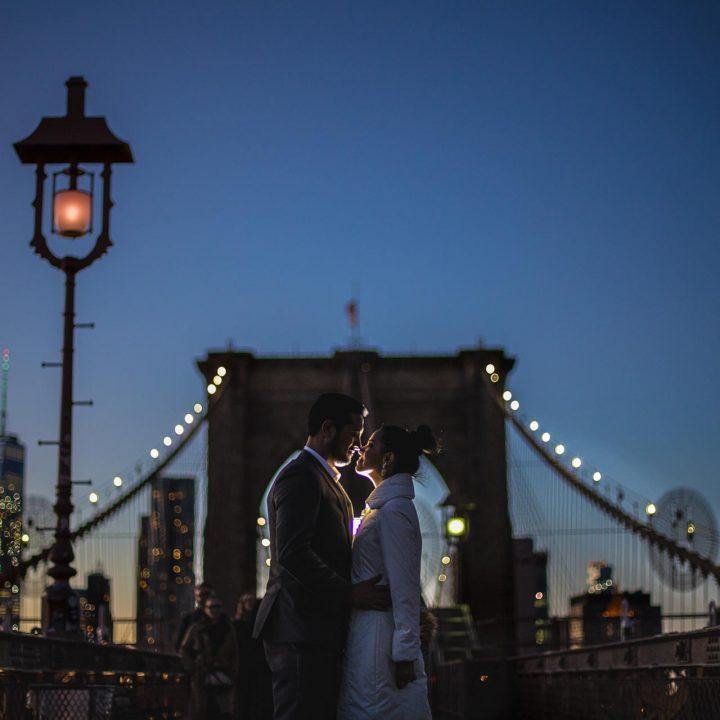 Aurora + Felipe {New York Wedding}
