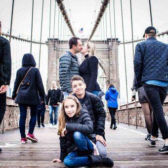 Depoimento | Loraine, Ricardo e filhos